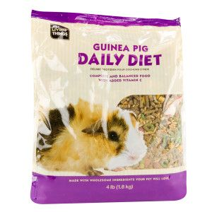 All Living Things™ Guinea Pig Daily Diet PetSmart Pets
