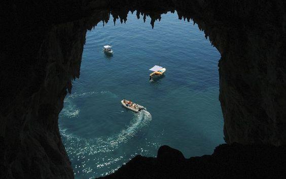 Capri - Tour of the island - Info & Photos
