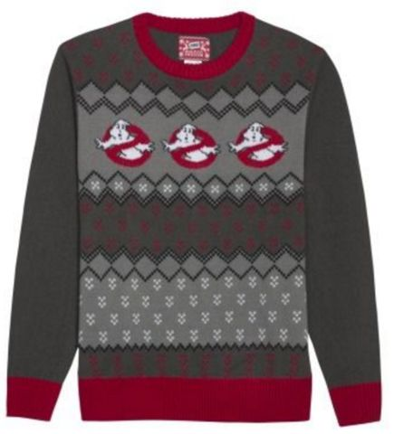 Ghostbusters Knit Sweater