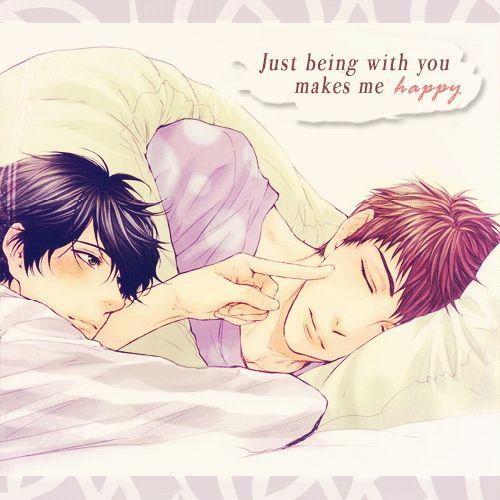 Hentai Gay Kissing