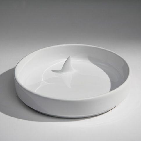 Shark fin bowl