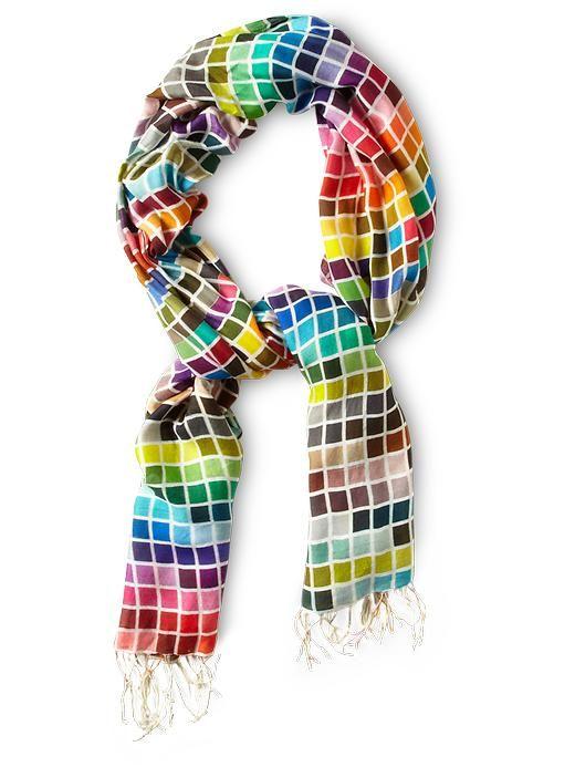 spring scarf women