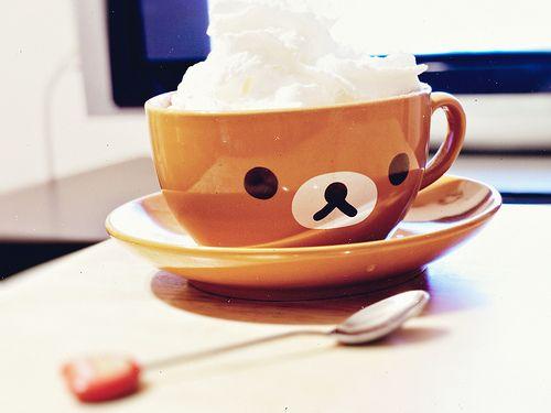 Rilakkuma coffe: