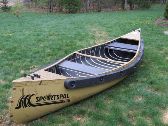 12' Sportspal Canoe