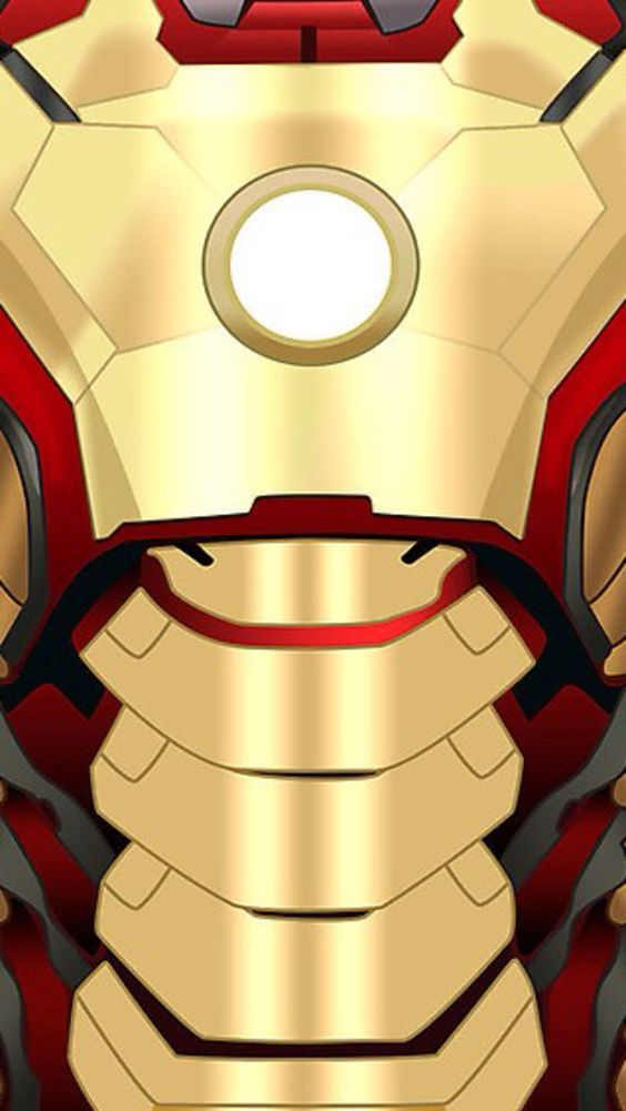 Iron Man Chest Plate W...