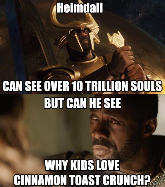 Heimdall Memes