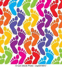 Resultado de imagem para desenhos de pés descalços