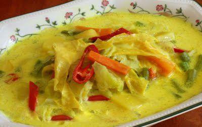 Resep Sayur Lodeh Jipang