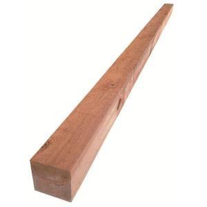 Cedar 4x4x8