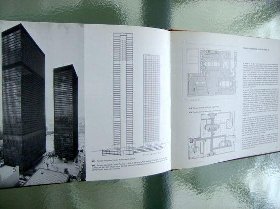 Toronto-Dominion Center 1969|Mies van der Rohe