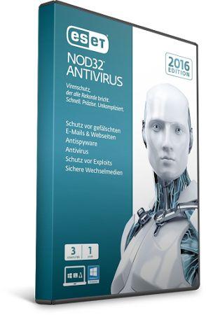 ESET NOD32 Antivirus v9.0.318.20 Final Español + Licencias Ilimitadas