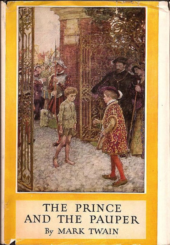 a book report of the prince and the pauper by mark twain With cecil spooner, charles ogle, william sorelle, mark twain tom canty, an intelligent and partly educated pauper boy, a beggar, the son of a ruffianly father, bore the strongest resemblance to the prince of wales the prince and the pauper short | 3 august 1909 (usa.
