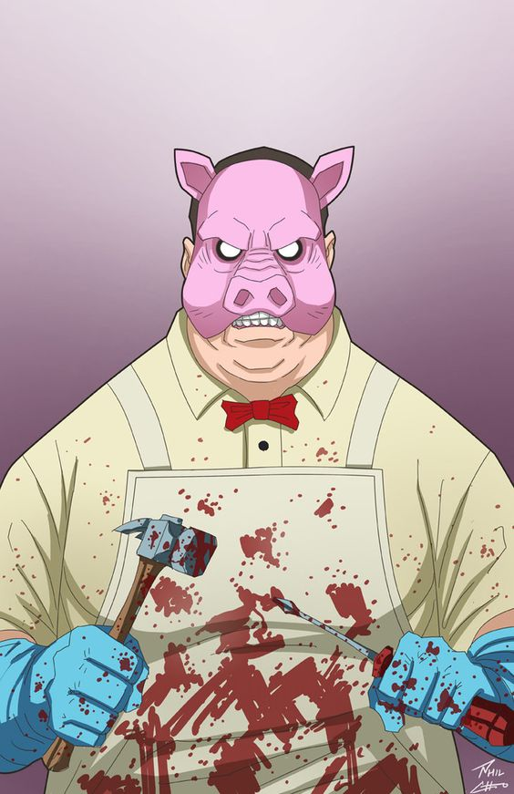 Professor Pyg by phil-cho on DeviantArt