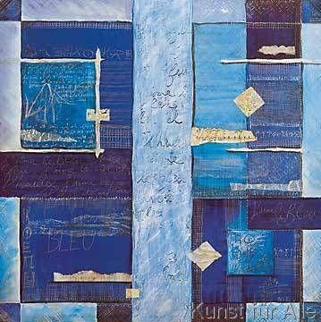 Leila Moumen - J'aime le bleu la mer et le feu