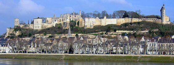 Château de Chinon - Chinon - Indre-et-Loire