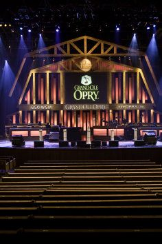 """The Grand Ole Opry, an American icon and Nashville, Tennessee's number-one attraction, is world-famous for creating one-of-a-kind entertainment experiences for audiences of all ages.The Grand Ole Opry promotes the music of everyone from senior citizens Jimmy Dickens and Jean Shepard to hotshot youngsters Dierks Bentley, Trace Adkins and Brad Paisley. This multi-generational approach has served the show well for more than 80 years. It is one reason why the Opry can say with pride that it is """"Th"""