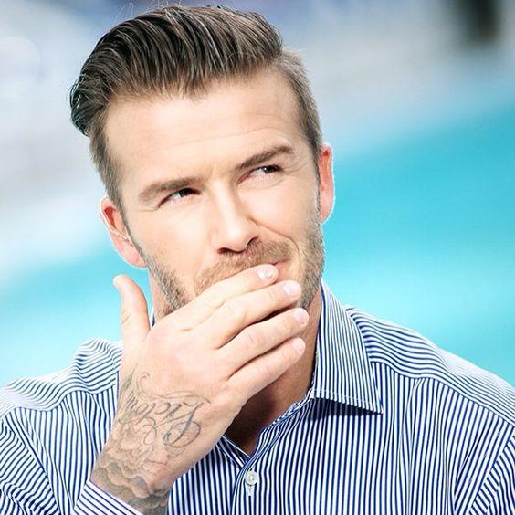 David Beckham ❤️