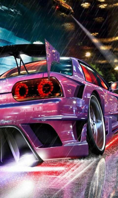 Pink Sports Car Ferraripink With Images Skyline Gtr Nissan