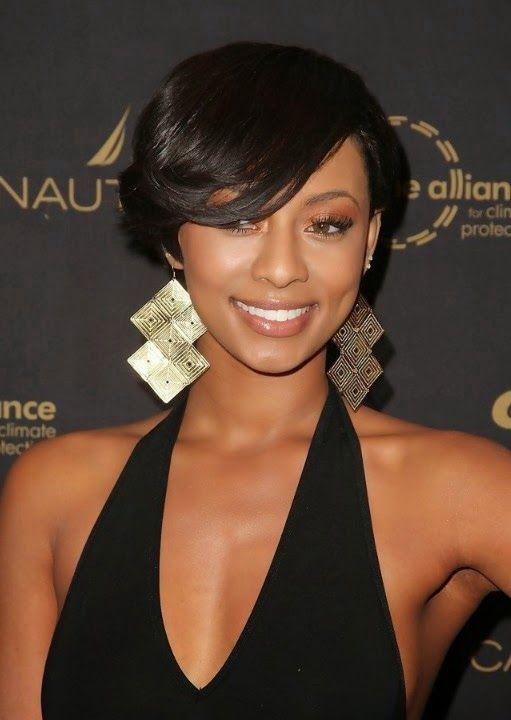 coupe de cheveux femme court afro
