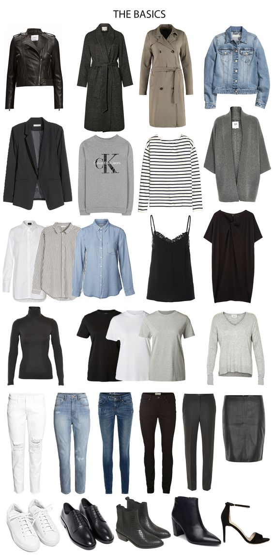 Capsule wardrobe: what, why and how