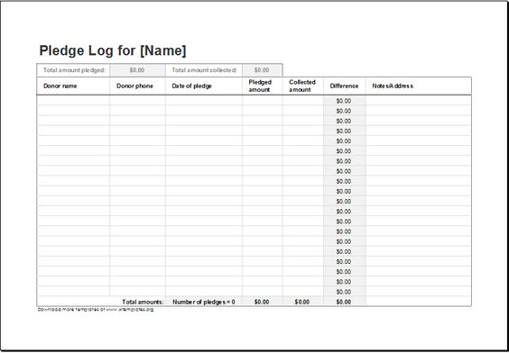Mileage Logs DOWNLOAD at    worddoxorg mileage-log-templates - visitors log template