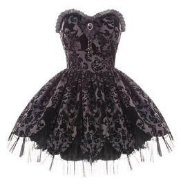 Hell Bunny Petal Dress