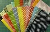 Image detail for -Dots Galore 9 x 22 Fat Eighth Bundle by sewmeasong on Etsy