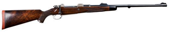 Bolt Action Rifle London - Field Grade Rifle - Adnerson Wheeler London