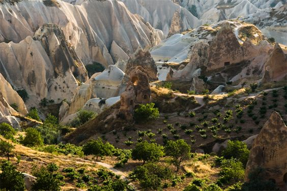 Cappadocia, Turkey, is one of the oldest regions for wine-making. NBD, we're just talking about the Bronze Age here.