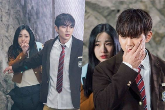 """Yoo Seung Ho Bravely Fights 5-Against-1 To Defend Park Ah In On """"My Strange Hero"""""""