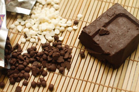 This is a great go to site for How to melt Chocolate smoothly, and other questions you may have when making goodies