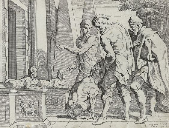 The portrayal of telmakhos by robert fitzgerald in the odyssey by homer