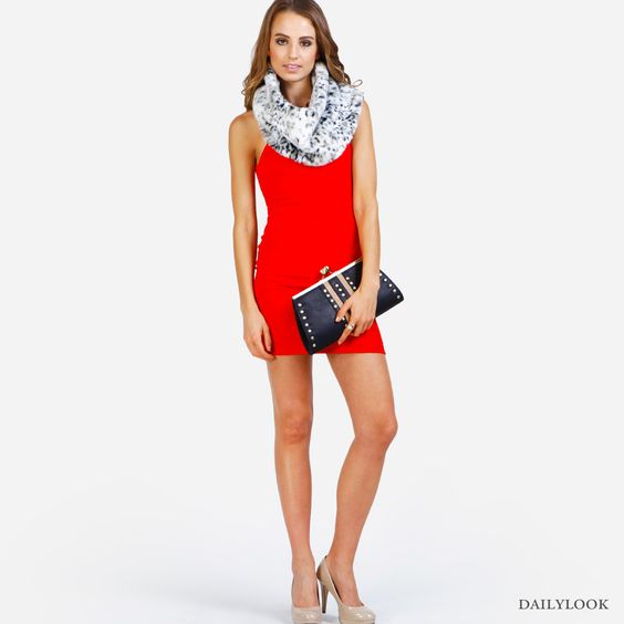 Check out Lady In Red at DailyLook