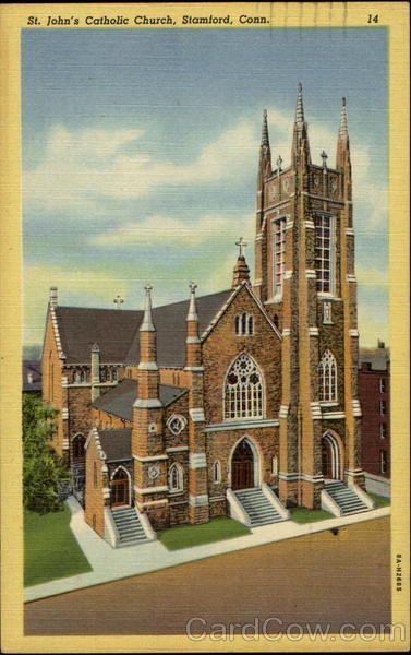 St. John's Catholic Church Stamford Connecticut