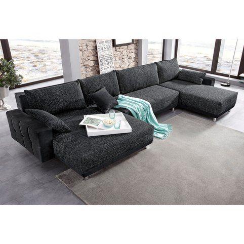 canape d 39 angle xxl. Black Bedroom Furniture Sets. Home Design Ideas