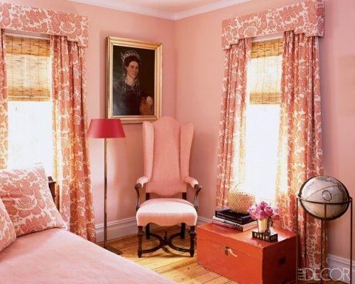 Kombinasi Warna Cat Kamar Pink Salem 10