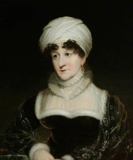 Susannah Walker (1760–1831), c.1820 attributed to Ramsay Richard Reinagle: