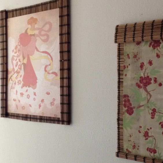 Diy Wall Art With Scrapbook Paper : Diy wall and crafts scrapbook on