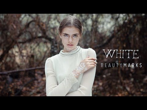 """BeautyMarks """"The New Makeup"""" - White – Mr. Kate"""