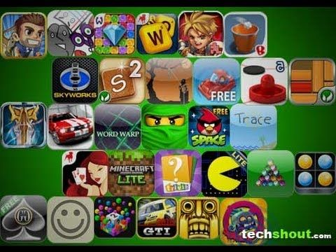Best Free Games For iPod Touch 4g