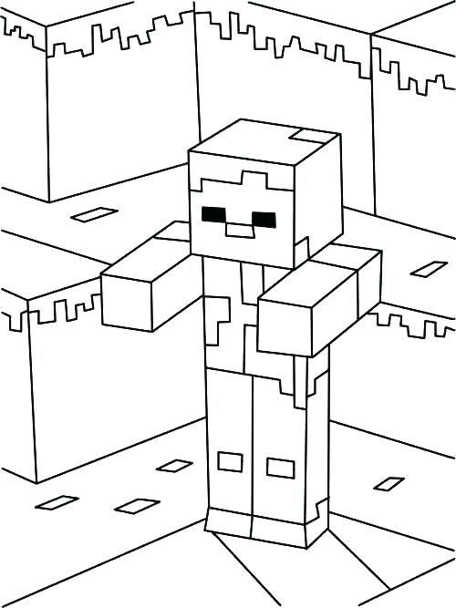 Dibujos De Minecraft Para Colorear Minecraft Dibujos Dibujos