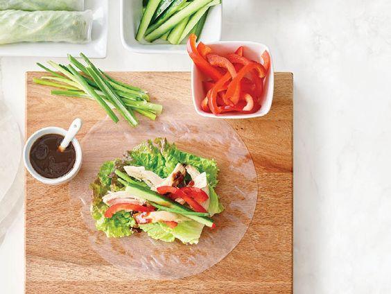 wraps-GF-chicken-rice-paper-rolls-everyday-easy-food-walmart-en ...