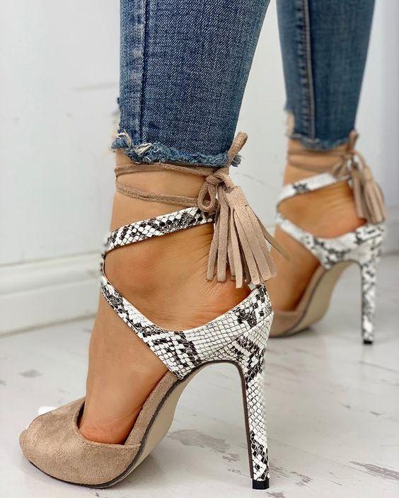 35 Women Footwear To Inspire Every Girl shoes womenshoes footwear shoestrends
