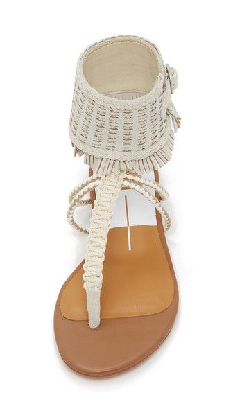 Reagan Thong Sandals @shopdolcevita