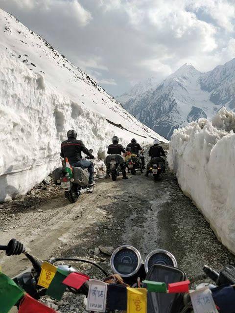 Lahaul Spiti Valley Bike Tour 2018 Bike Trips Spiti Valley