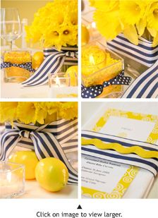 The New Nautical Design for Weddings or Parties~