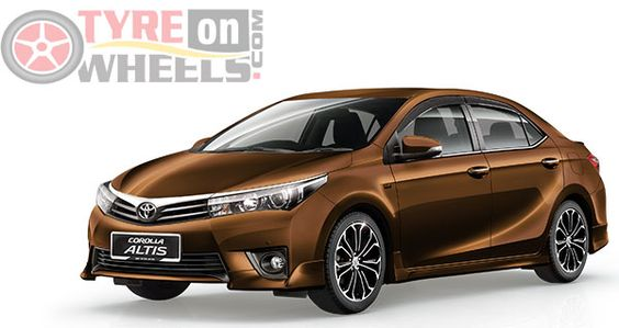 Buy JKTyres Online at TyreOnWheels offers a massive range for all Toyota Altis. Our highly competitive prices include VAT, and a guaranteed more mileage. Buy Tyres Online with free shipping across India. also Get it fitted with Mobile Tyre Fitting Vans at your home or workplace.