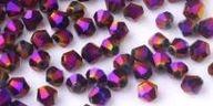 purple stones...