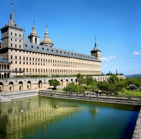 El Escorial patrimonio de la humanidad - Spain