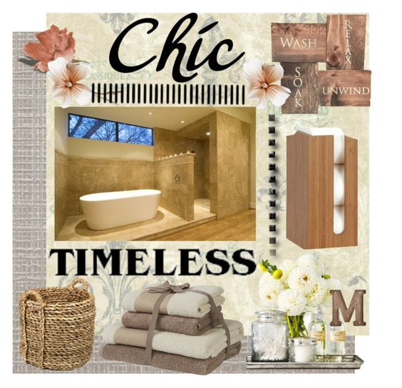 """""""Chic"""" by summer-marin ❤ liked on Polyvore featuring interior, interiors, interior design, home, home decor, interior decorating, Graham & Brown, York Wallcoverings, .wireworks and Pier 1 Imports"""